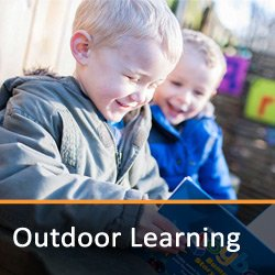 Click to view our Outdoor Learning range