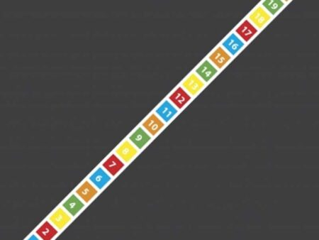 1 - 20 Number Ladder product image 1