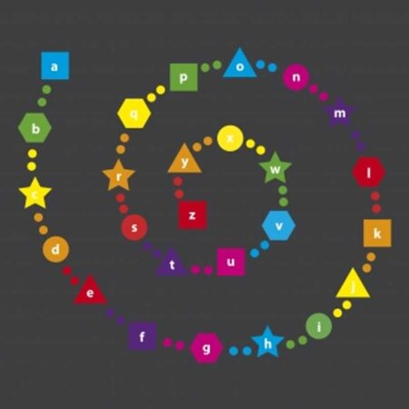 Alphabet Spiral product image 1