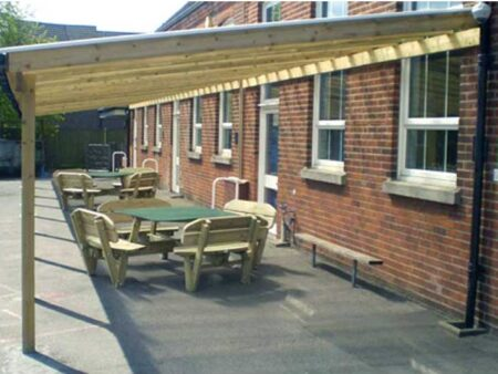 Canopies, Shade Sails & Storage