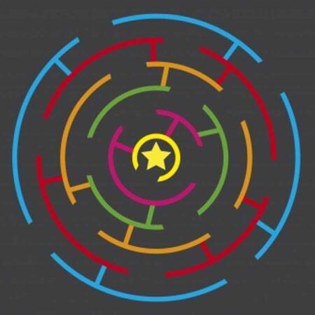 Circular Maze product image 1