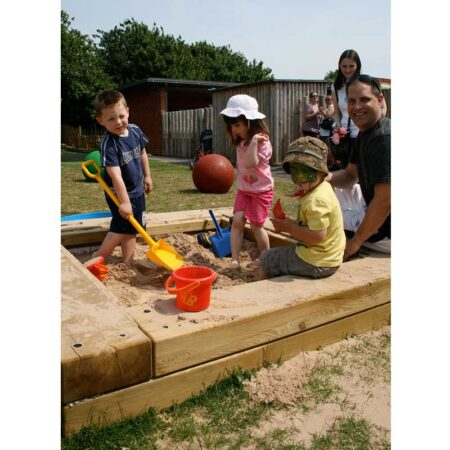 Sand Pit 1.7 x 1.7 product image 1