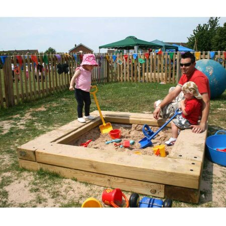 Sand Pit 1.7 x 1.7 product image 2