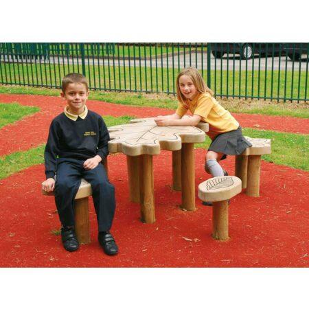 Oak Leaf Table product image 2