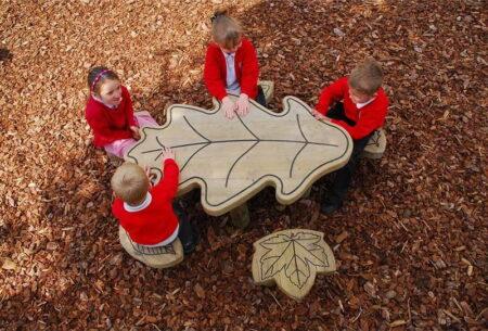 Oak Leaf Table product image 5