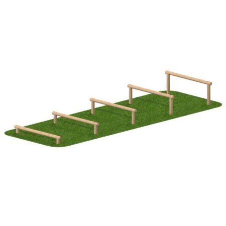 Log Hurdles product image 1