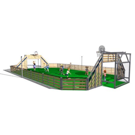 MULTISPORT FREEGAME CLASSIC 10 X 19M product image 1