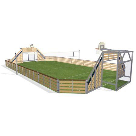 MULTISPORT FREEGAME CLASSIC 10 X 19M product image 2