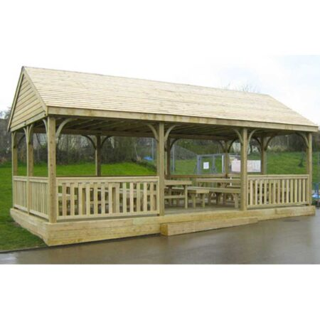 Falcon Outdoor Classroom product image 1