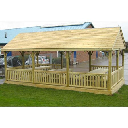 Falcon Outdoor Classroom product image 2