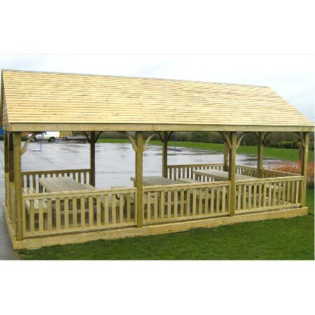 Falcon Outdoor Classroom product image 3