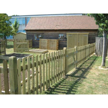 Round Top Palisade Fencing & Gates product image 2