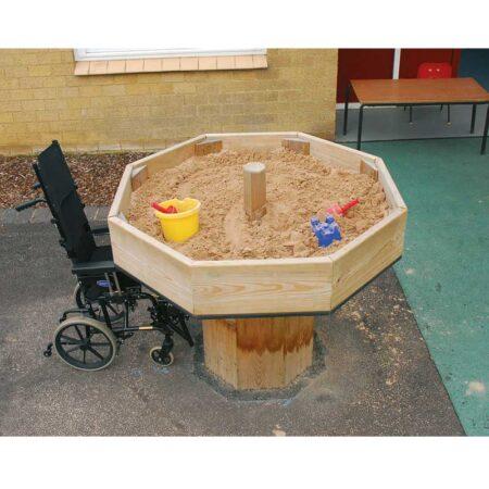 Pedestal Sand Pit product image 2