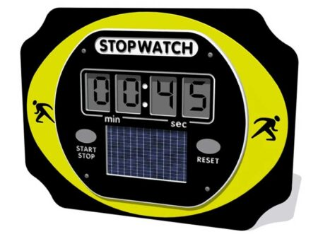 Playtronic Solar Powered Stopwatch Panel product image 1