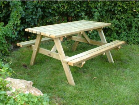 Rectangular Picnic Bench product image 1