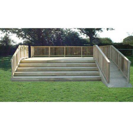 Stage with Steps & Ramp product image 1