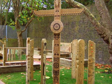 Totems & Play Sculptures
