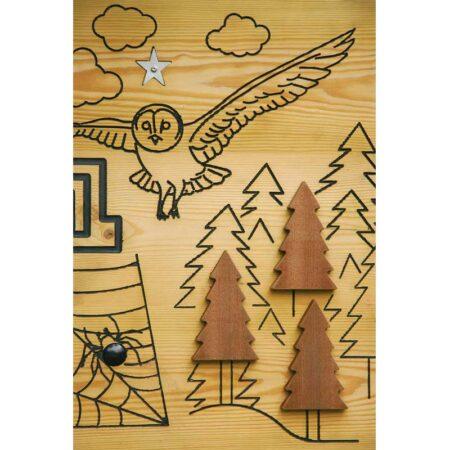 Woodland Finger Maze product image 3