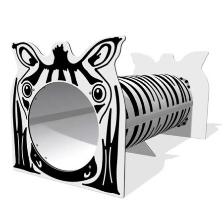 Zebra Crawl Thru Play Tunnel product image 1