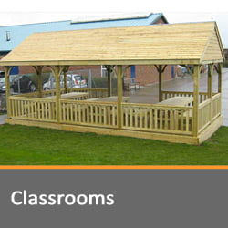 Outdoor Learning Classrooms