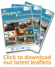 Click to download the latest Playspaces leaflets - image