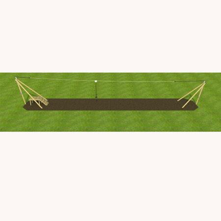 Playspaces Aerial Runway