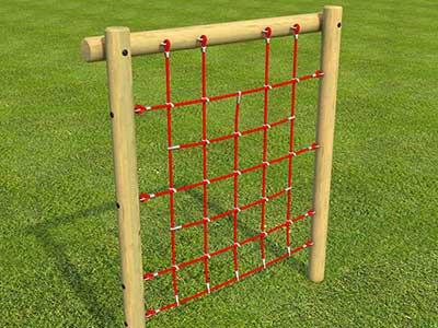 High scramble net