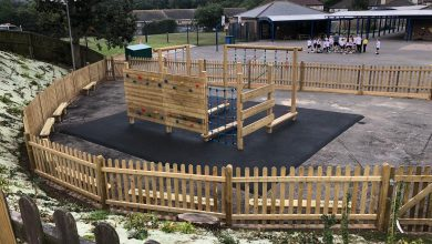 An Inspirational New Outside Space at Robsack Wood Primary Academy