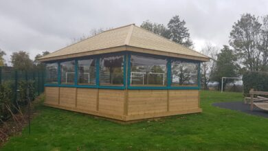 A Brand New Outdoor Classroom for High Halstow Primary
